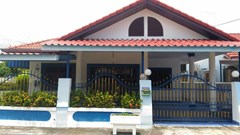 Eakmongkol Village 1 House - House - Pattaya East -