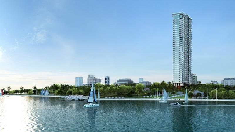 Immo Service Thailand Wong Amat Tower Condominiums to rent in Wong Amat Pattaya