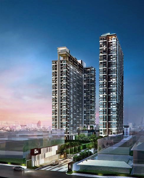 The Base  - Condominium - Soi Phatthayasaisong 11 -