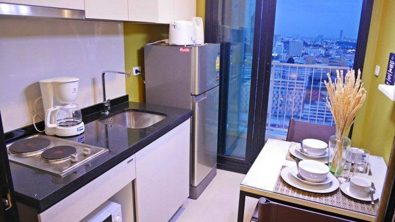 pic-14-Immo Service Thailand the base  Condominiums to rent in South Pattaya Pattaya