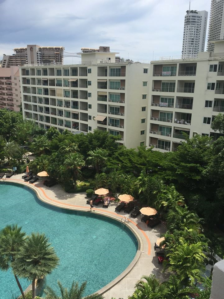 pic-2-Immo Service Thailand Wongamat Privacy Condominiums to rent in Wong Amat Pattaya