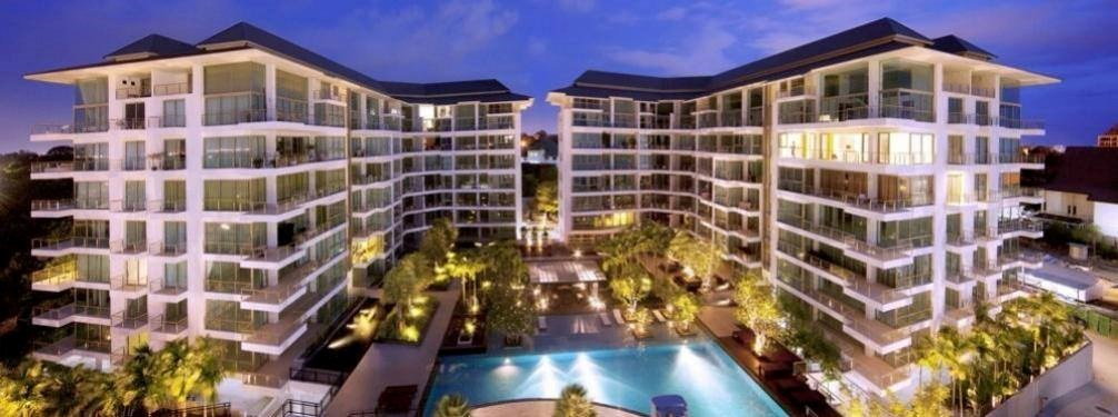 pic-2-Immo Service Thailand The Sanctuary Condominiums to rent in Wong Amat Pattaya