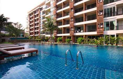 pic-2-Immo Service Thailand Diamond Suites Condominiums for sale in South Pattaya Pattaya