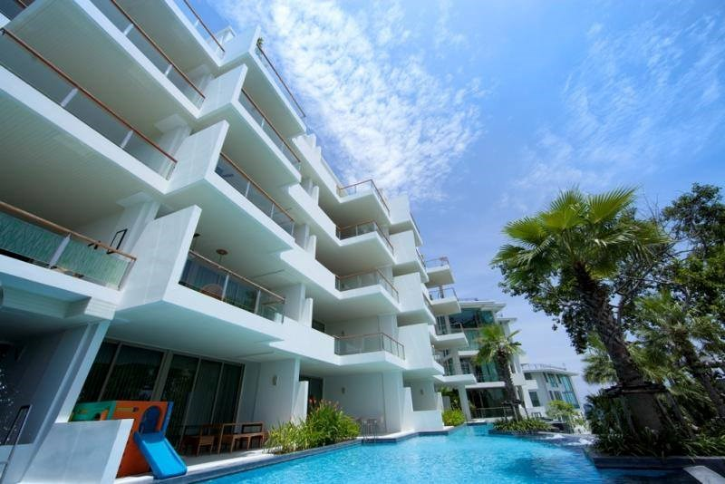 pic-4-Immo Service Thailand The Sanctuary Condominiums to rent in Wong Amat Pattaya