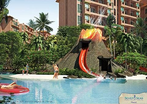 pic-4-Immo Service Thailand seven seas - foreign Condominiums for sale in Jomtien Pattaya