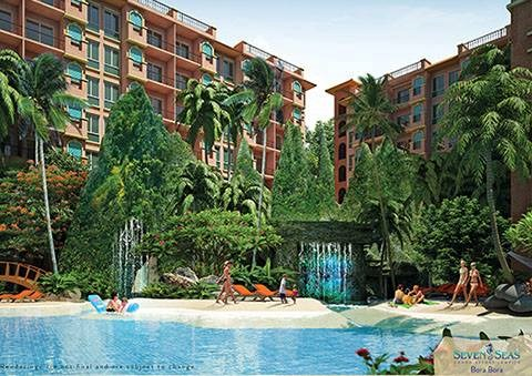 pic-5-Immo Service Thailand seven seas - foreign Condominiums for sale in Jomtien Pattaya